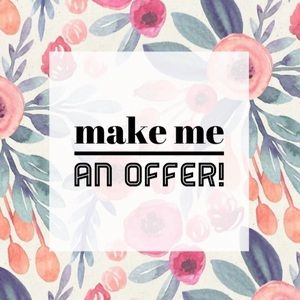 I love offers!🌻